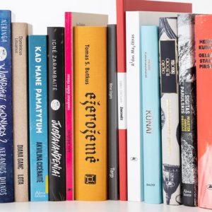 Išrinktos 2020-ųjų metų knygos